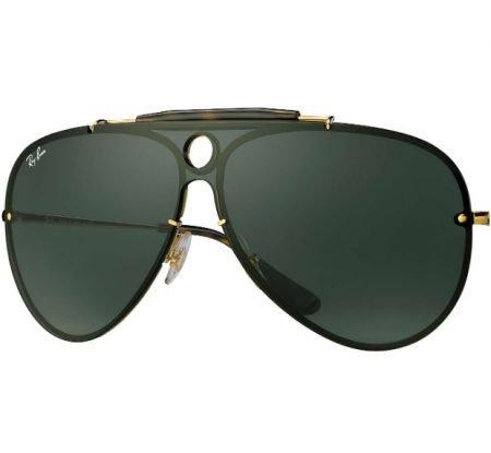 Ray Ban: 50% Rabatt auf ausgewählte Sonnenbrillen, zB Blaze Shooter für 81€