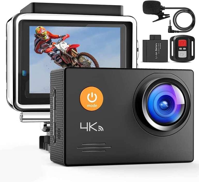 Zaotin A79 4K Action Cam (30FPS, 170° Weitwinkel) für 31,50€ inkl. Versand (statt 70€)