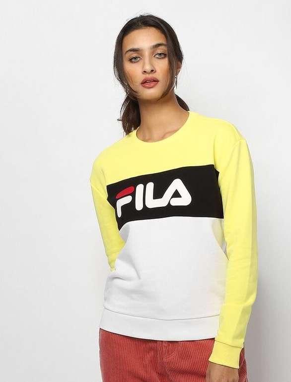 Fila Damen Sweatshirt Leah für 29,19€ inkl. Versand (statt 43€)