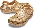 Limitierte Auflage: Goldener Classic Croc Day Clog für 34,99€ inkl. VSK