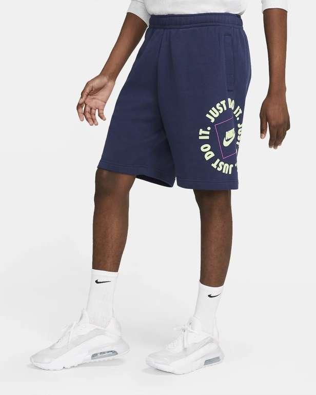 Nike Sportswear Herren JDI Fleece-Shorts in 3 Farben für je 25,48€ inkl. Versand (statt 34€) - Nike Membership!