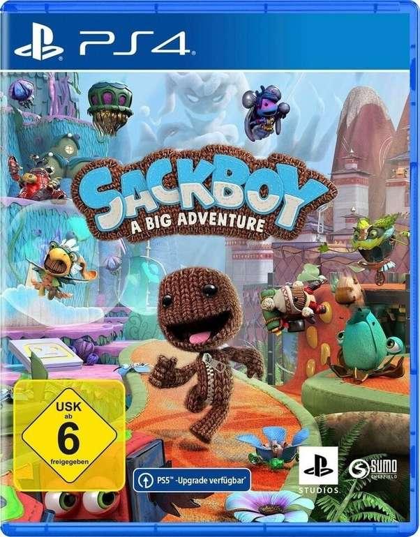 Sackboy: A Big Adventure für die PlayStation 4 für 32,68€ inkl. Versand (statt 42€)