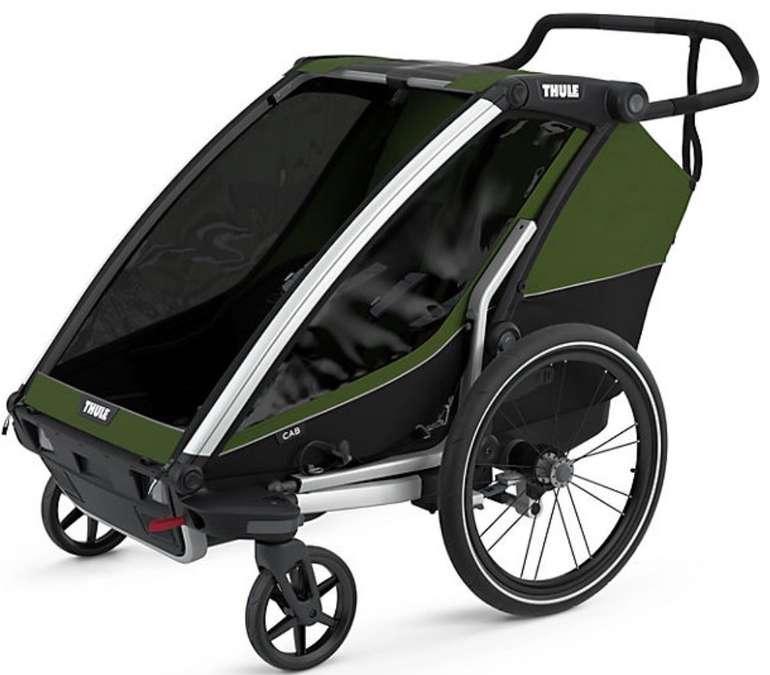 myToys Outdoor Flash Sale mit 15% Rabatt - z.B. Thule Fahrradanhänger Chariot Cab 2 für 737,49€ (statt 874€)