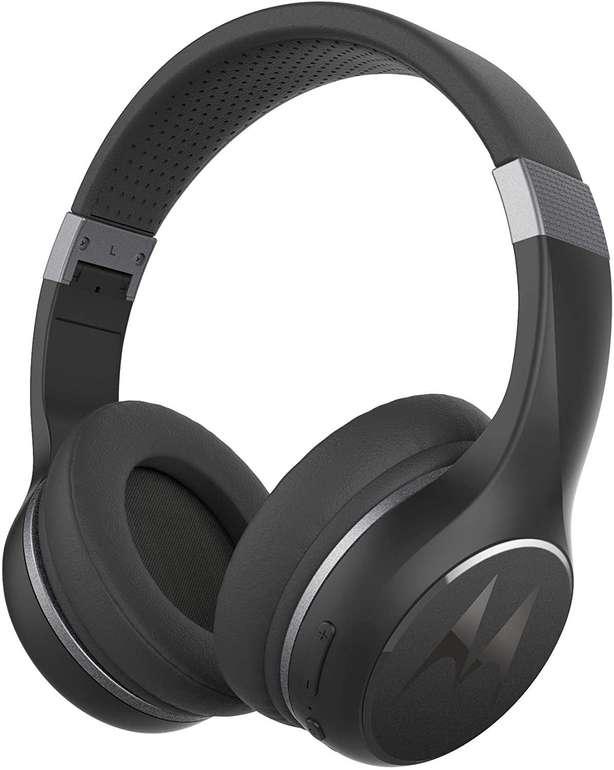 Motorola Kopfhörer BT Escape 220 in schwarz für 24,94€ inkl. Versand (statt 34€)