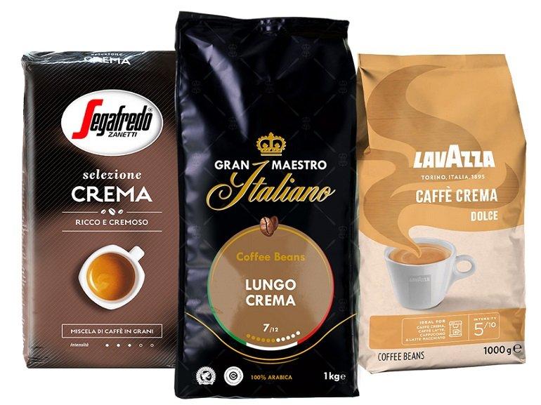 Probierpaket Italien mit 3kg Kaffeebohnen für 29,99€ inkl. Versand (statt 40€)
