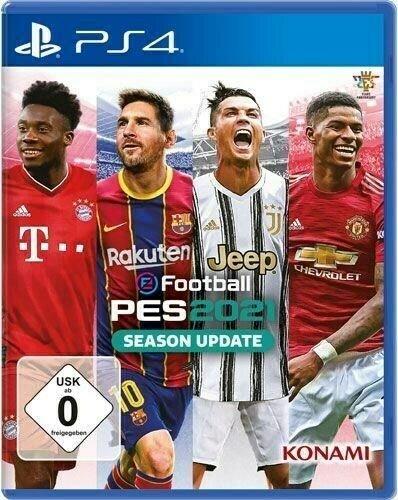 PES 2021 Pro Evolution Soccer (PS4) für 19,99€ (statt 25€)
