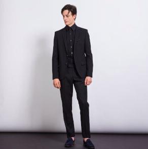 Karl Lagerfeld Sale mit bis -65% Rabatt - z.B. Sakko für ca. 146€ (statt 399€)