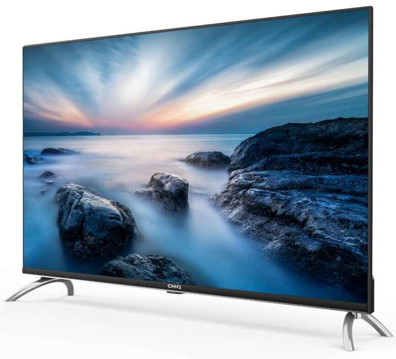 CHiQ L32H7A TV mit 32 Zoll (HD, Android TV, HDR) für 209,99€inkl. Versand (statt 240€)