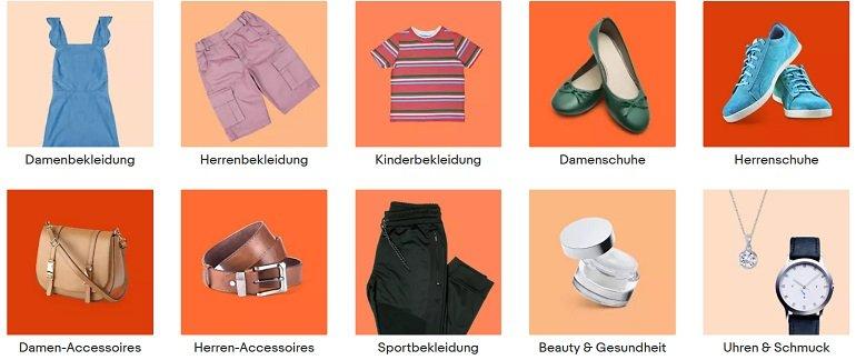 eBay 20% Rabatt auf Beauty, Fashion 2