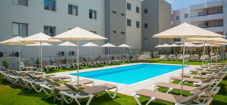 Kreta City Green Hotel HolidayCheck