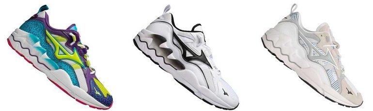 Mizuno Wave Rider 1 Sneaker