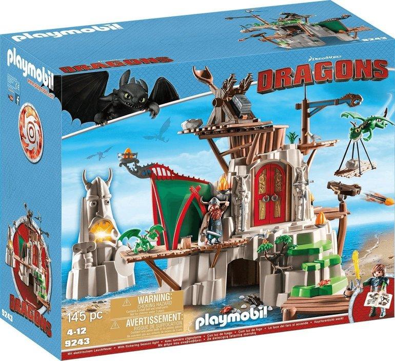 Playmobil Berk Dragon Set (9243) für 68,89€ inkl. Versand (statt 88€)
