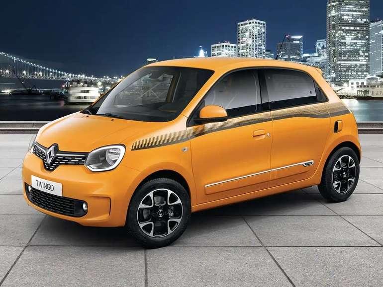 Privatleasing: Renault Twingo Limited SCe 75 mit 73 PS für 77€ mtl. (Erstzulassung 08/2020, LF: 0,23)