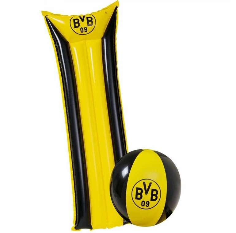BVB-Luftmatratze + Wasserball als Set für 9,99€ inkl. Versand (statt 22€)