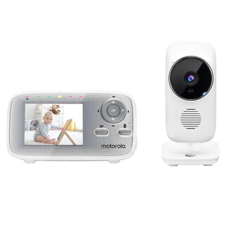 Motorola Video-Babyphone MBP481XL für 72,79€ inkl. Versand (statt 89€)