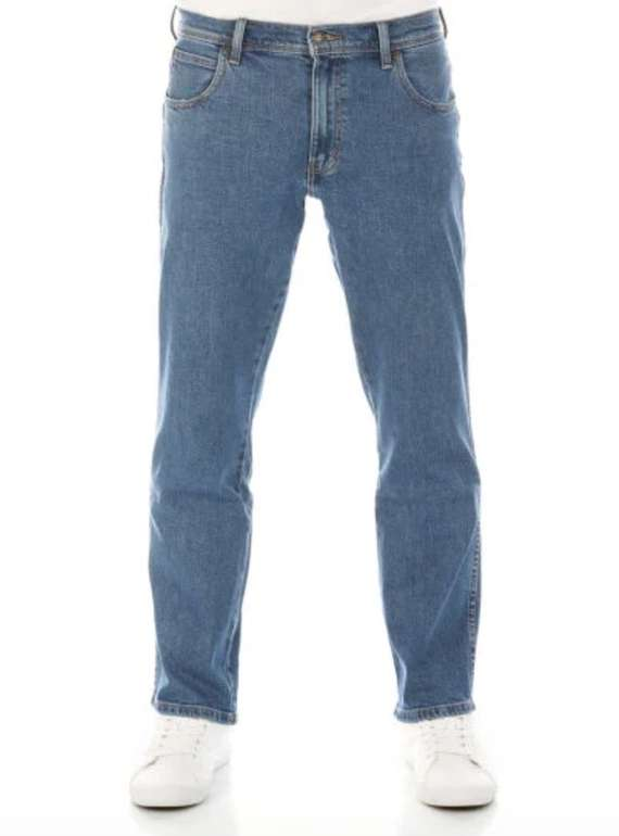 Jeans Direct Wrangler Special (kurze & lange Jeans im Sale) - z.B. Wrangler Herren Jeans Regular Fit für 39,99€