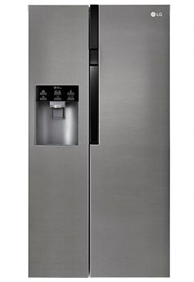 LG GSL 361 ICEZ Side-by-Side Kühl-Gerfierkombi für 1038,90€ + 150€ Gutschein