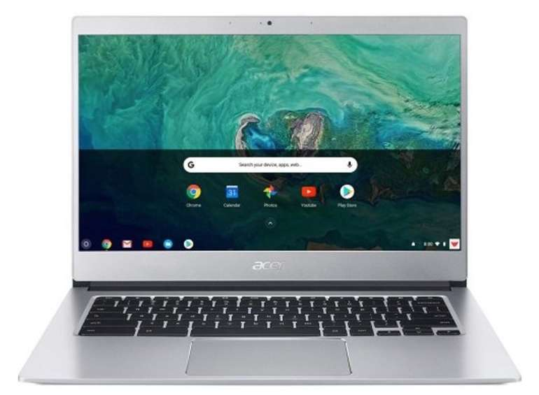 "14"" Acer Chromebook 514 (CB514-1HT-P1BM) mit Pentium, 8GB RAM & 64GB eMMC für 399,99€ (statt 490€)"