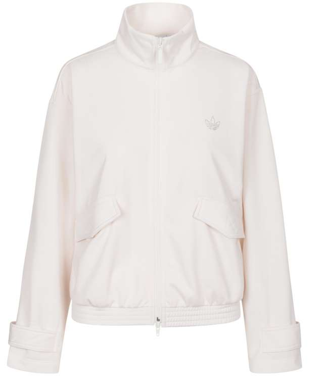 adidas Originals Damen Jacke in Weiß für 39,94€inkl. Versand (statt 53€)