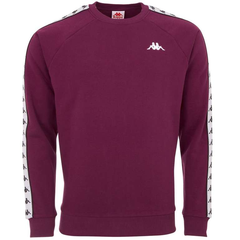 Kappa Authentic Faddei Retro Herren Sweatshirts für 18,99€ (statt 36€)
