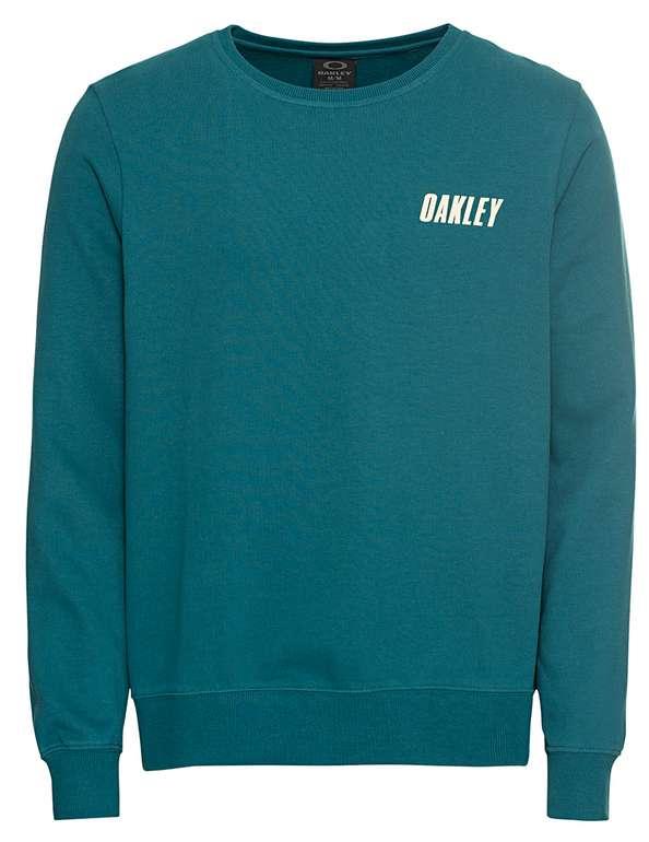 Oakley Krakow Herren Sweatshirt in Blau für 23,94€inkl. Versand (statt 35€)