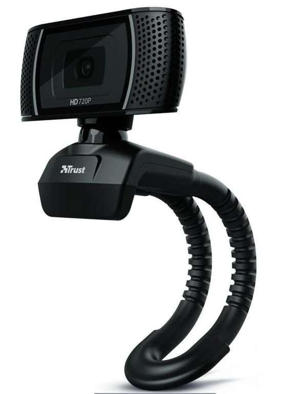 Trust HD Trino Video Webcam für 16,99€ inkl. Versand (statt 21€)