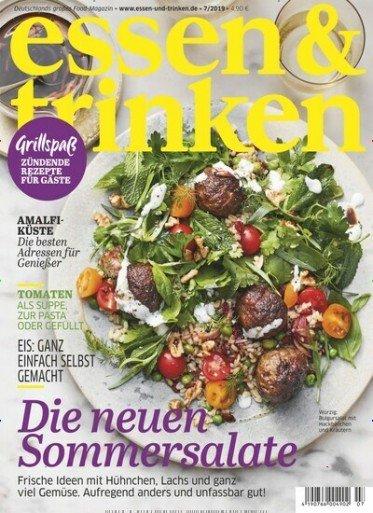 Essen & Trinken Jahresabo für 58,80€ + 40€ Amazon Gutschein
