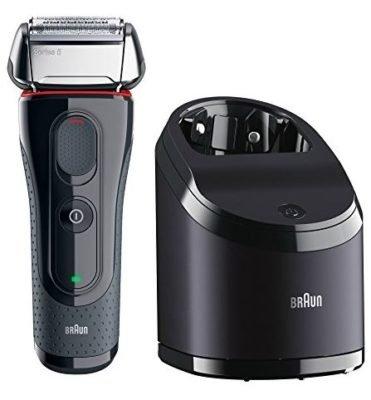 Braun Series 5 - 5050cc mit Clean&Charge-Station für eff. 65,99€ inkl. Versand
