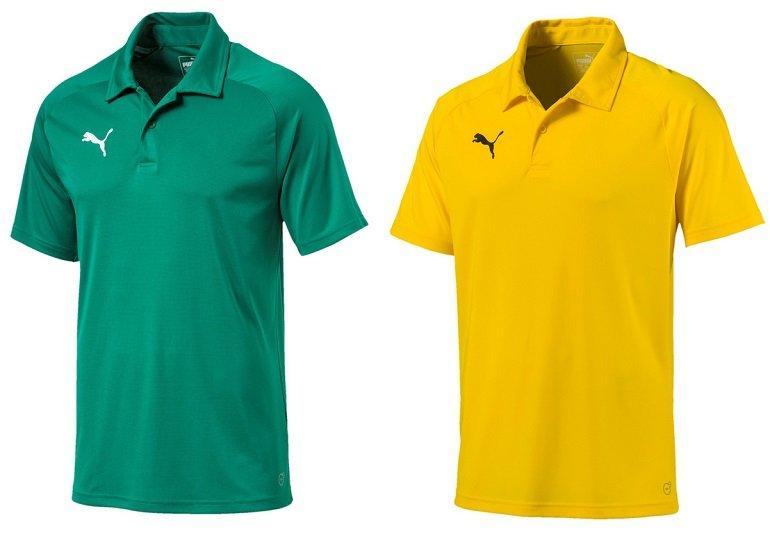 70% auf Poloshirts bei Sportschnäppchen - z.B. Puma Liga Polo Shirt für 14,98€