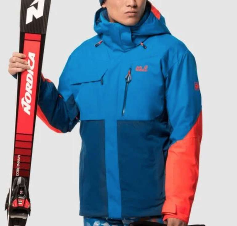 Jack Wolfskin Great Snow Jacket M Hardshell Herren Skijacke für 184,95€ inkl. Versand (statt 226€)