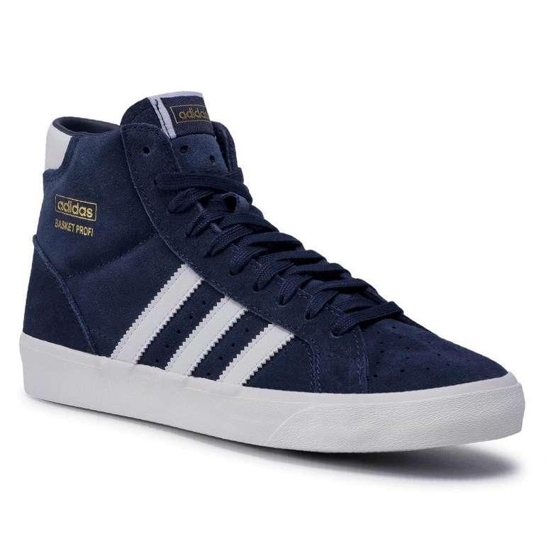 Adidas Basket Profi Sneakers für 51,20€ inkl. Versand (statt 90€)