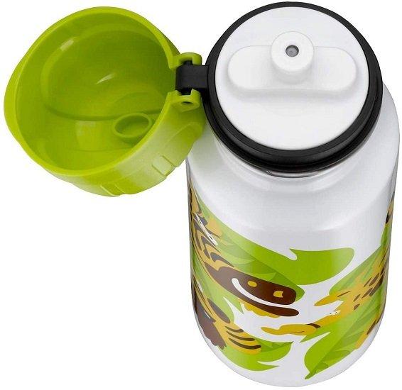 Doppelpack alfi Edelstahl Trinkflaschen 600ml 2