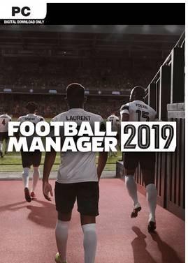 Football Manager 2019 (Steam Key) für 9,79€