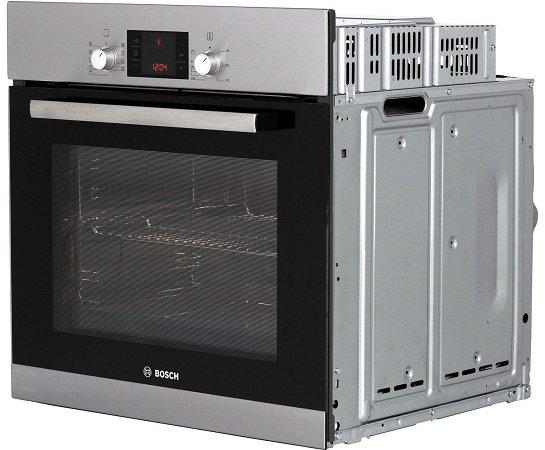 Bosch Serie 6 HBA33B150 Backofen mit 3D-Heißluft für 296,10€ (statt 325€)