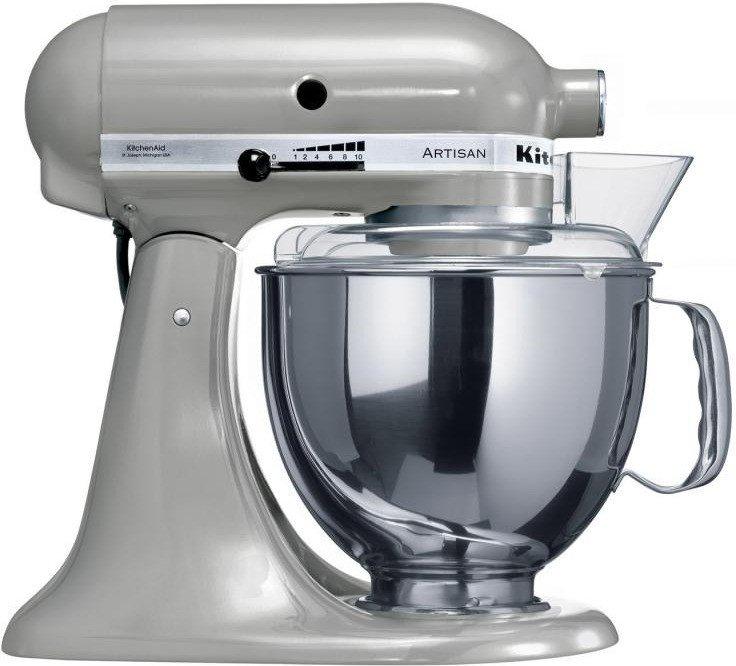 KitchenAid 5KSM150PSEGC Artisan Küchenmaschine für 399€ + Ice Cream Maker!