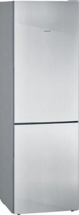 Siemens KG36VVLEA Kühlgefrierkombination (E, 1860 mm hoch, Edelstahl-Look) für 428,90€ (statt 489€)