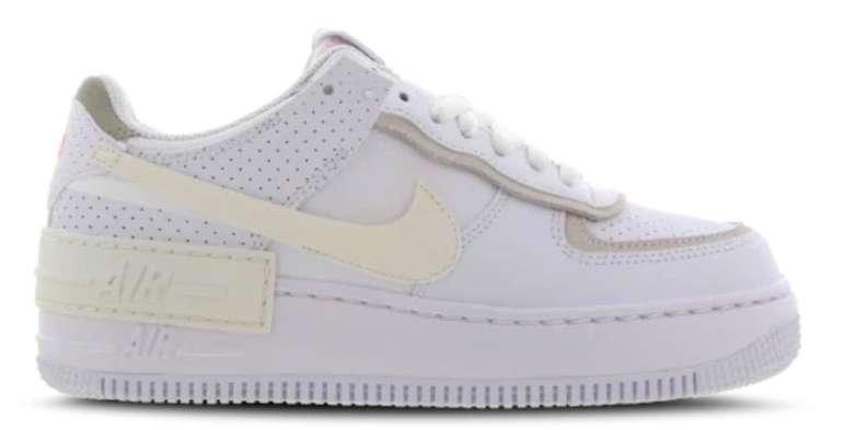 """Nike Air Force 1 Shadow """"Sail""""-Colourway für 93,49€ inkl. Versand (statt 110€)"""
