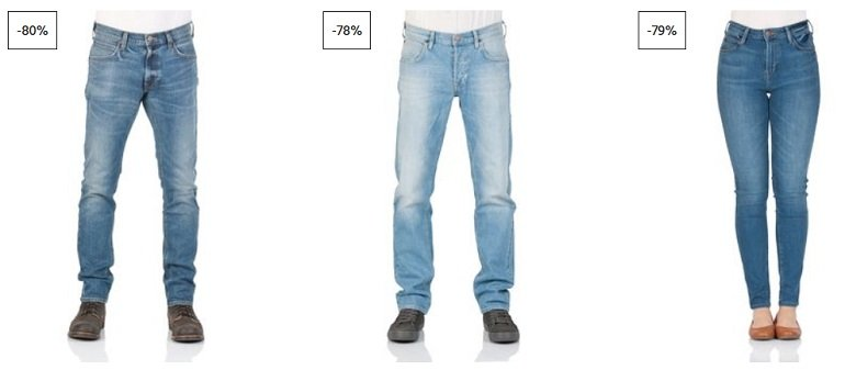 Jeans-Direct LEE Jeans 2