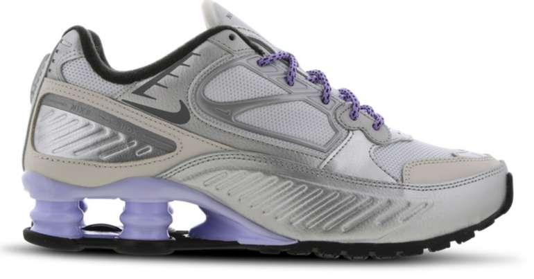 Nike Shox Enigma 9000 Damen Sneaker in Lila-Silber für 49,99€inkl. Versand (statt 70€)