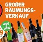Super-Sonder-Ausverkauf bei WeinVorteil mit Weinen ab 3,99€ + VSKfrei!