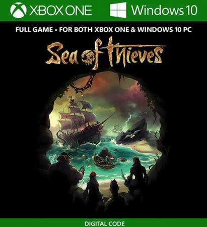 Sea of Thieves in der Play Anywhere Edition (Xbox & PC) für 28,89€
