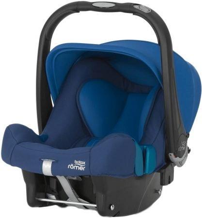 Britax Römer Babyschale Baby-Safe Plus SHR II in Ocean Blue für 112,99€ inkl. VS