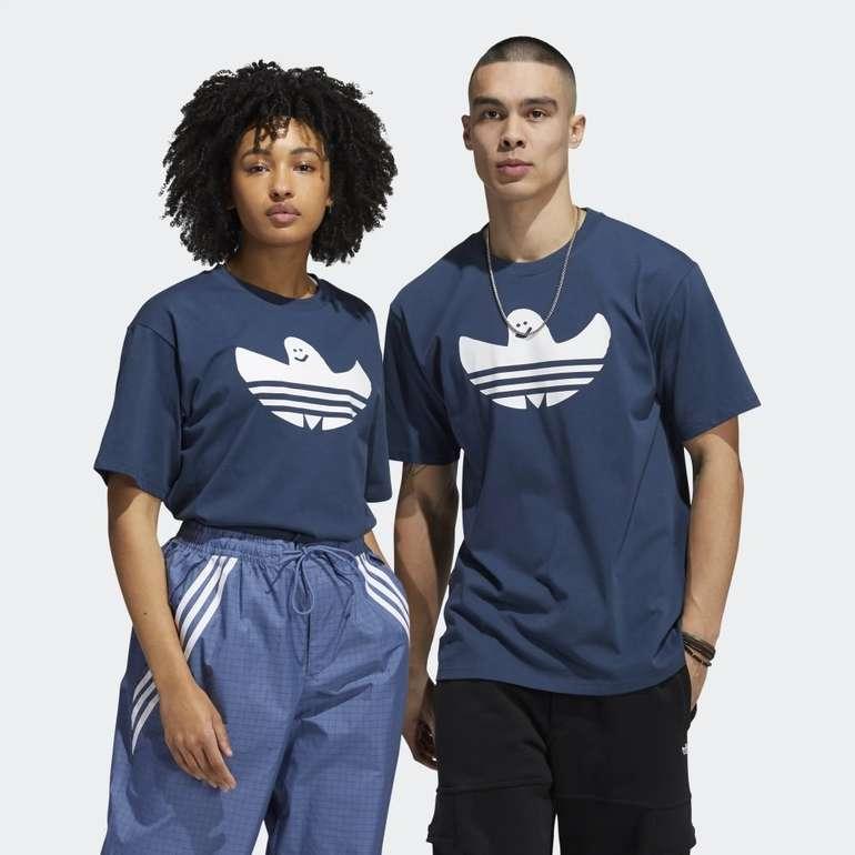 Adidas Shmoofoil genderneutrales T-Shirt in 2 Farben für je 21€ (statt 30€) - Creators Club