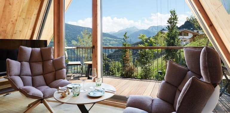 2ÜN Hochleger Luxus Chalet Resort 2