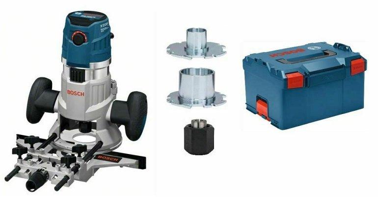 Bosch GMF 1600 CE Multifunktionsfräse mit L-BOXX für 395,10€ (statt 435€)