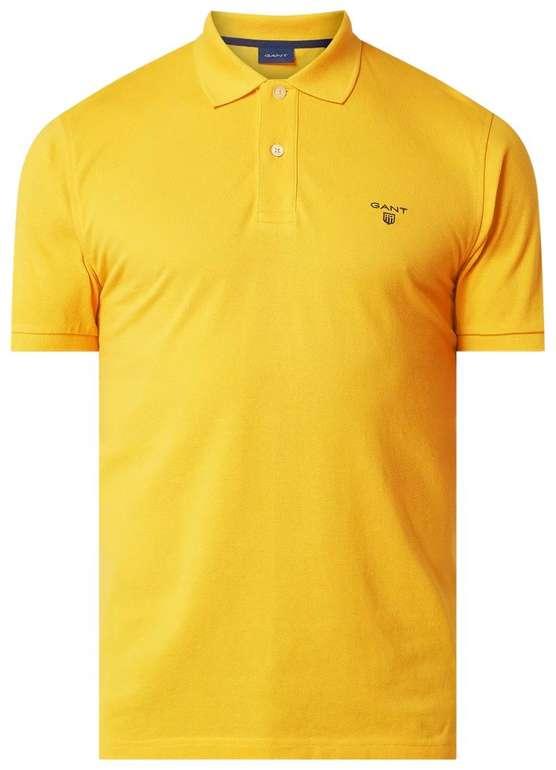 Gant Poloshirt mit Logo-Stickerei für 27,99€ inkl. Versand (statt 45€) - nur Restgrößen!