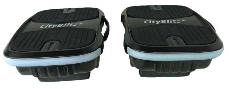 City Blitz CB040 Bshoes E-Board (3,5 Zoll, schwarz) für 165,99€ inkl. Versand