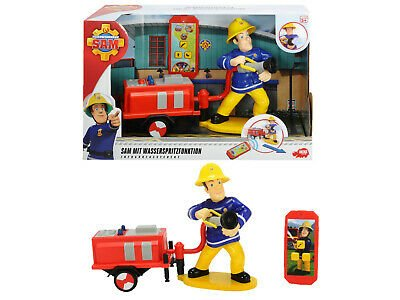 Dickie Toys Sam mit Wasserspritzfunktion Set für 19,99€ (statt 23€)