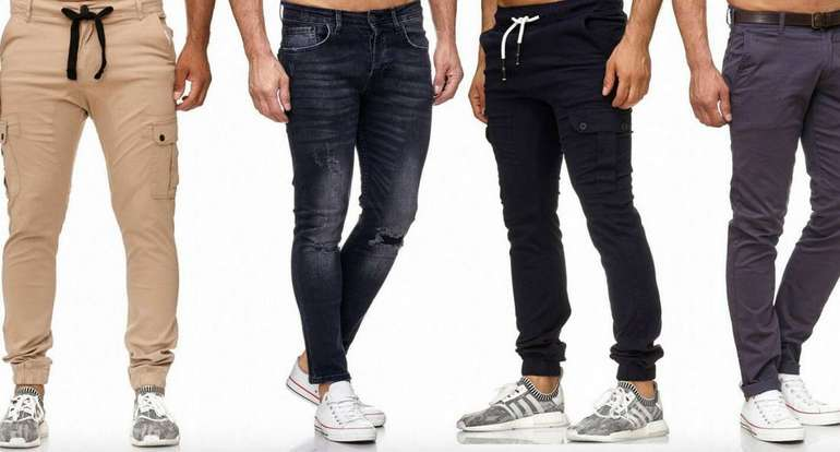 Tazzio Chinos & Jeans für je 24,99€ inkl. Versand (statt 35€)