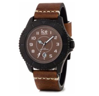 Ice Watch Ice-Heritage Big Armbanduhren mit Lederarmband für je 74,24€
